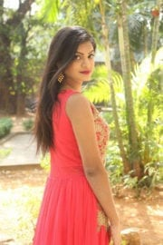 Anusha at Dhyavudaa Movie Teaser Launch Photos