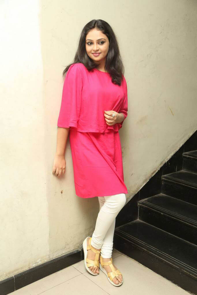 Arundhathi Nair at Bethaludu Movie Success Meet