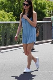 Ashley Greene Out and About in Sydney