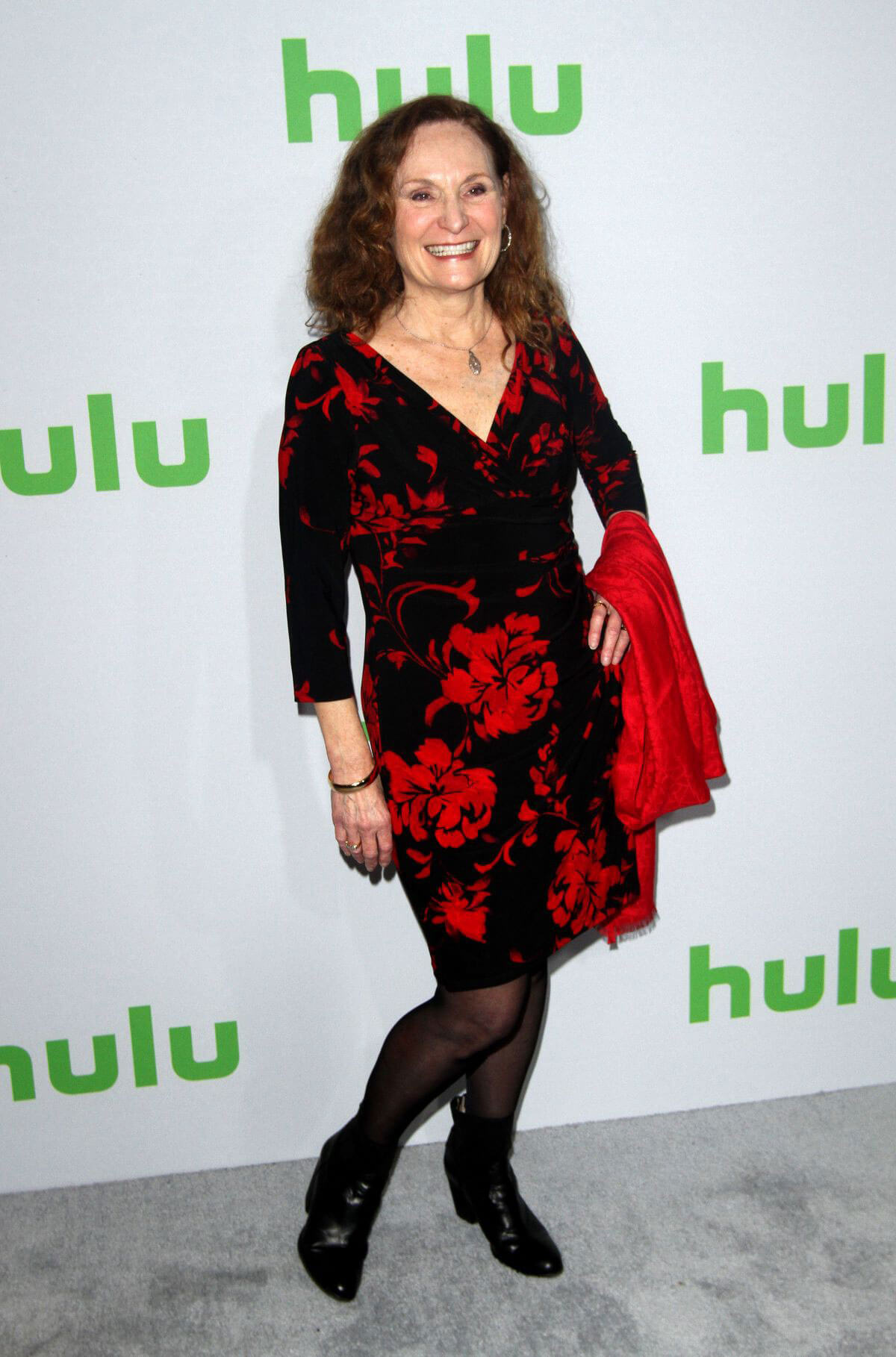 Beth Grant at Hulu's Winter TCA 2017 in Los Angeles