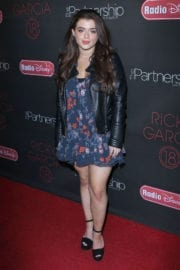 Brielle Barbusca at Ricky Garcia's 18th Birthday Bash in Los Angeles