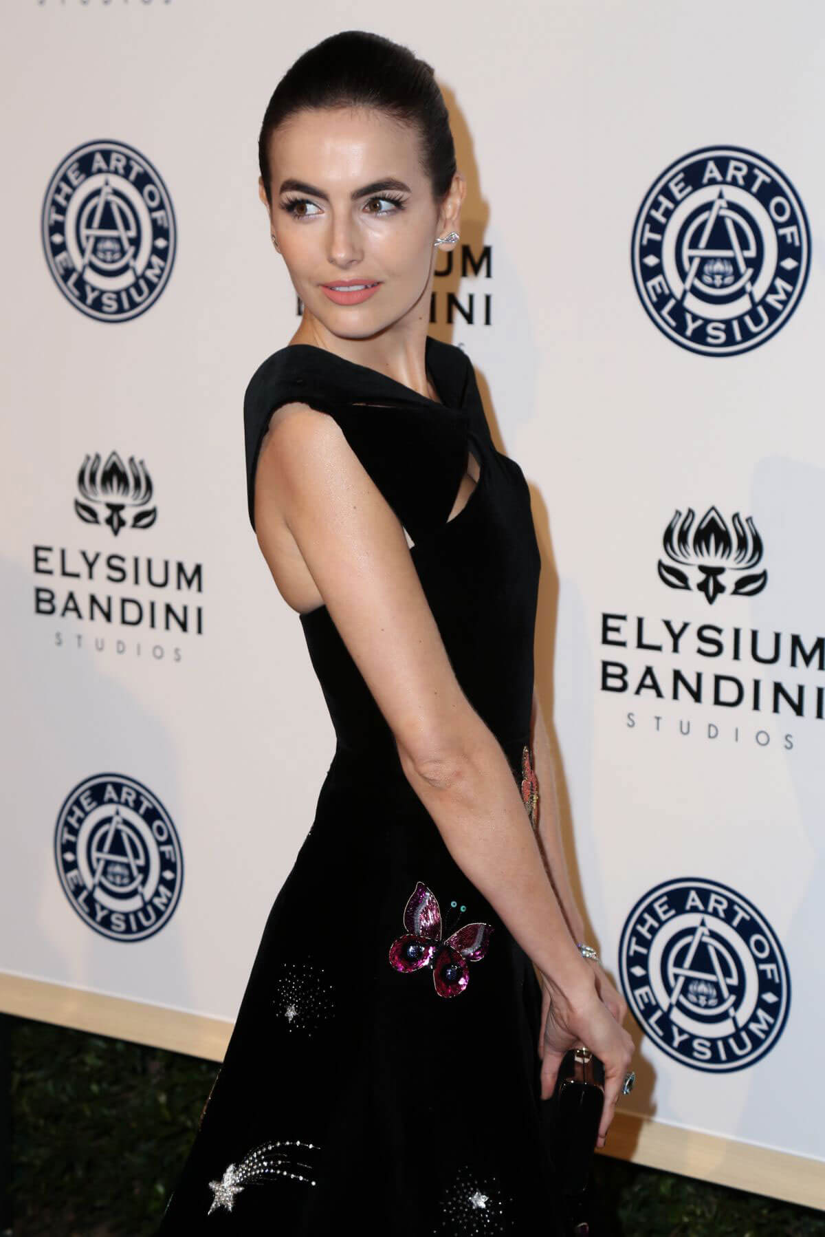 Camilla Belle at Art of Elysium Presents Stevie Wonder's Heaven in Los Angeles