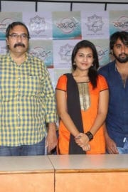 Chandana at Karam Dosa Movie Press Meet