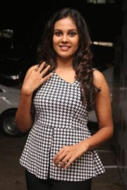 Chandini at Kanla Kaasa Kattappa Movie Press Meet