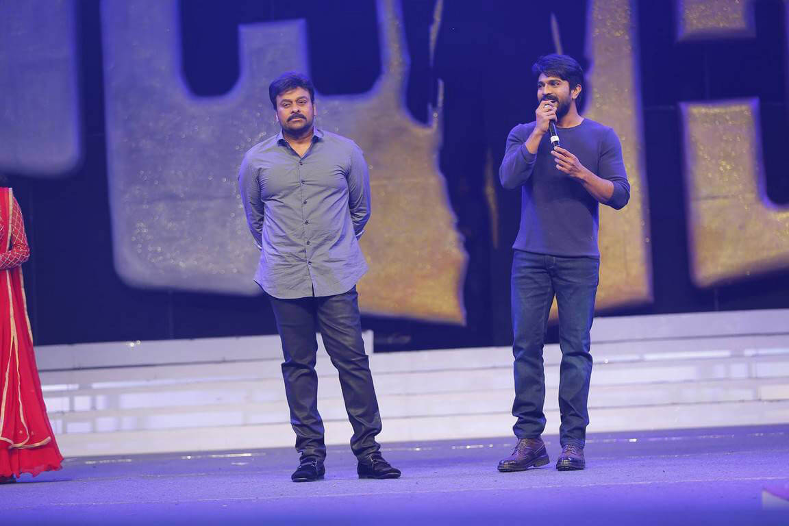 Chiranjeevi Khaidi No 150 Movie Pre Release Function Photos