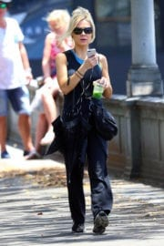 Danielle Spencer Stills Out and About in Sydney Images