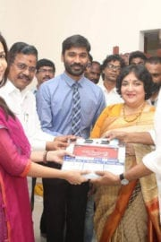 Dhanush VIP-2 Movie Pooja Photos