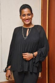 Disco Suchitra at Trivikraman Movie Press Meet