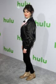 Emily Barclay Stills at Hulu's Winter TCA 2017 in Los Angeles