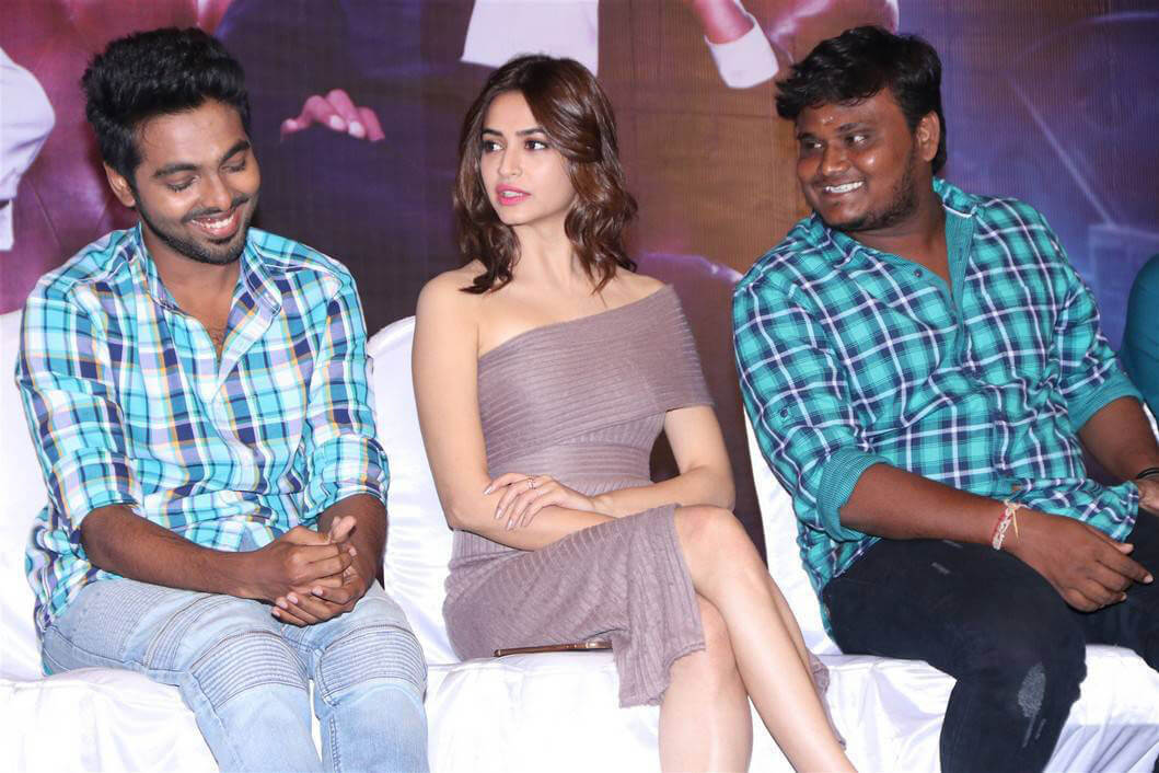 G V Prakash Kumar at Bruce Lee Tamil Movie Press Meet Photos