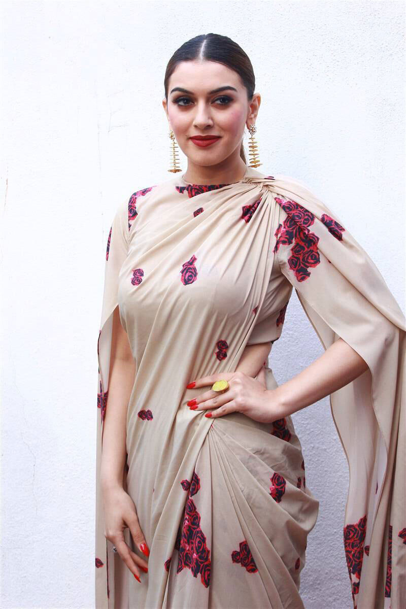 Hansika Motwani at Bogan Movie Audio Launch