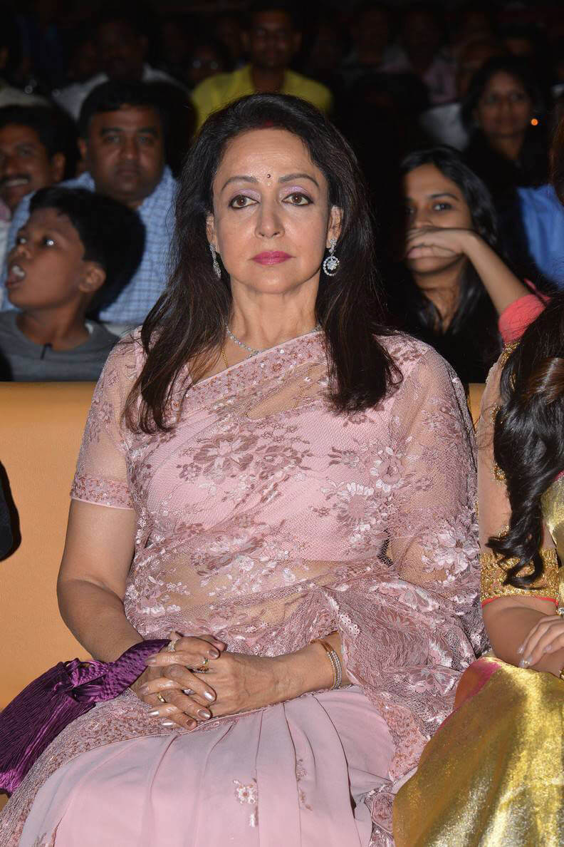 Hema Malini at Gautamiputra Satakarni Audio Launch