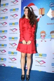 Jacqueline Fernandez at Angel Xpress Foundation
