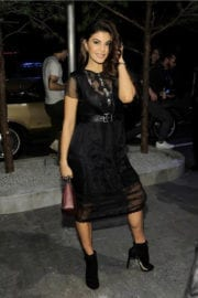 Jacqueline Fernandez at Coach 75th Anniversary Celebrations