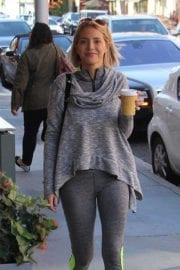 Jamie Fraiche Out and About in Beverly Hills