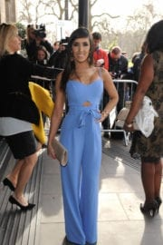 Janette Manrara Stills at TRIC Awards 2015 in London Photos