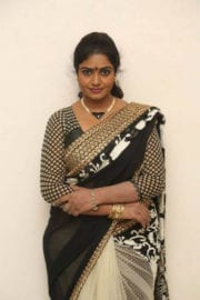 Jayavani at Intlo Deyyam Nakem Bhayam Success Meet