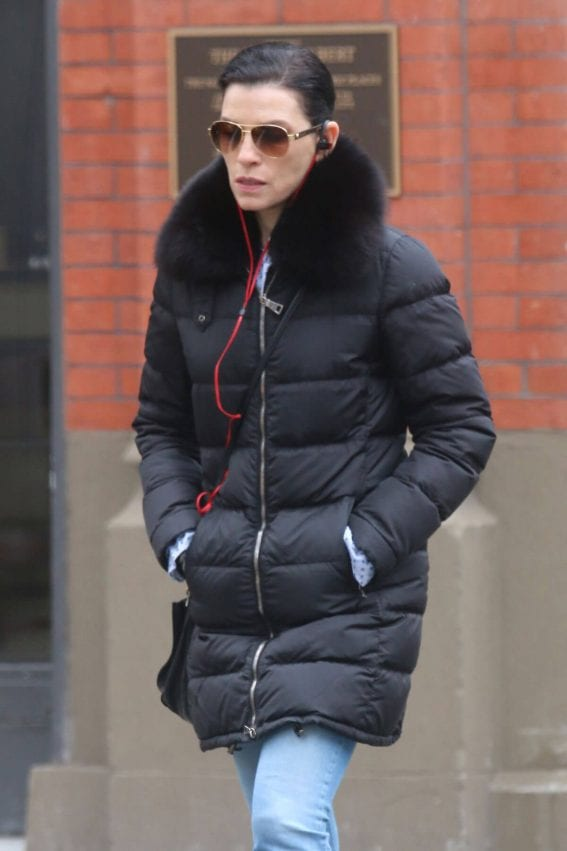 Julianna Margulies Out and About in New York