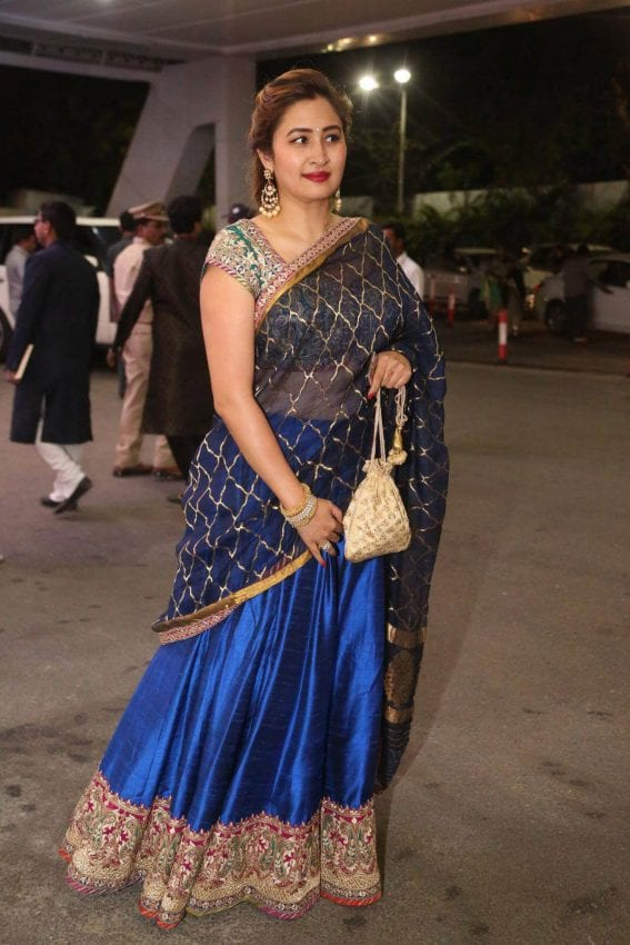 Jwala Gutta at Sania Mirza Sister Marriage 28694 - Celebskart