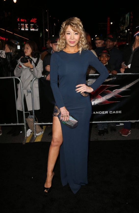 Katherine Castro at 'XXX: The Return of Xander Cage' Premiere in Hollywood