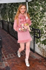 Kathryn Newton at W's IT Girl Luncheon in Los Angeles