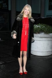 Kellyanne Conway at Fox Studios In New York
