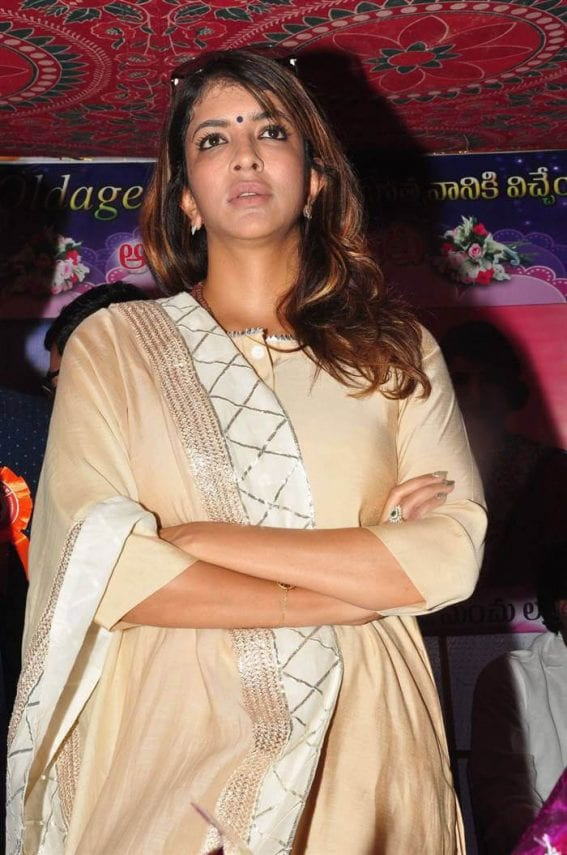 Lakshmi Manchu at Jesus Old Age Home Launch