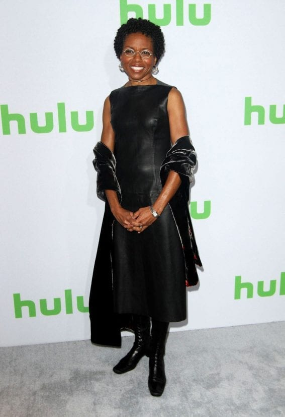 Lisa Gay Hamilton at Hulu's Winter TCA 2017 in Los Angeles