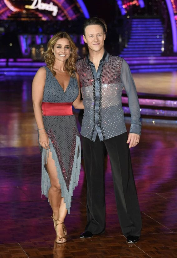 Louise Redknapp at 'Strictly Come Dancing' Photocall in Birmingham