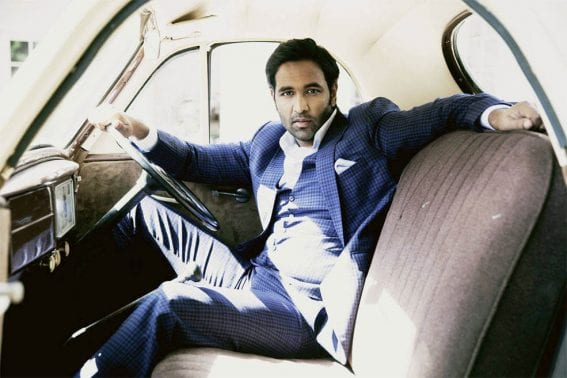 Manchu Vishnu for Luckkunnodu Telugu Movie Photos