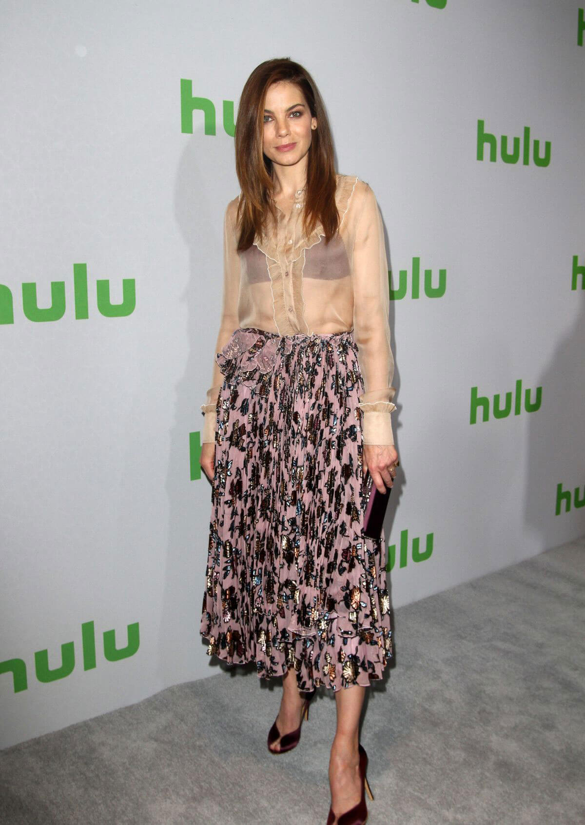 Michelle Monaghan at Hulu's Winter TCA 2017