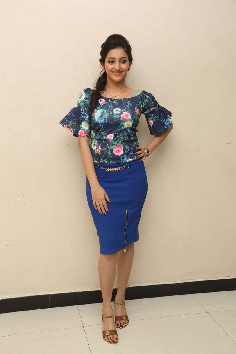 Mouryani at Janaki Ramudu Movie Audio Launch