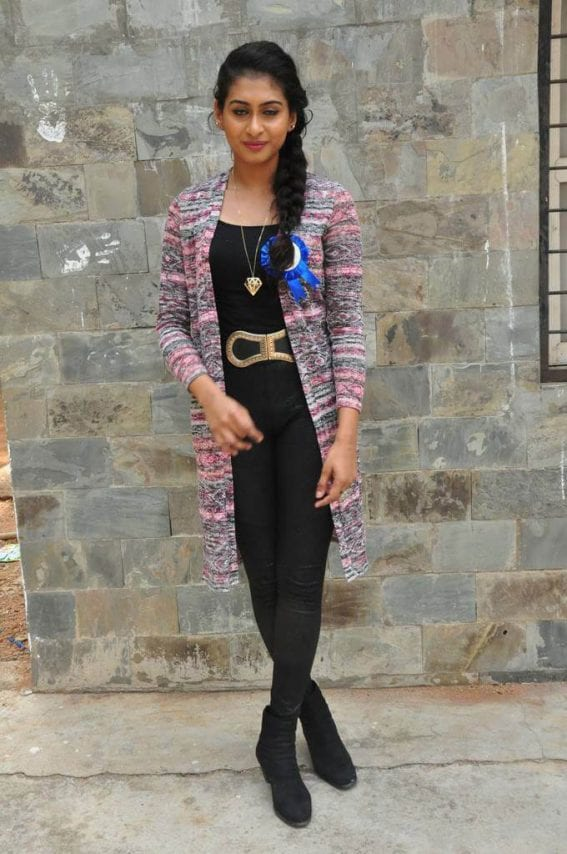 Nithya Naresh at Don Bosco 25Years Celebrations Event