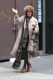 Parker Posey Shopping Out and About in New York Photos