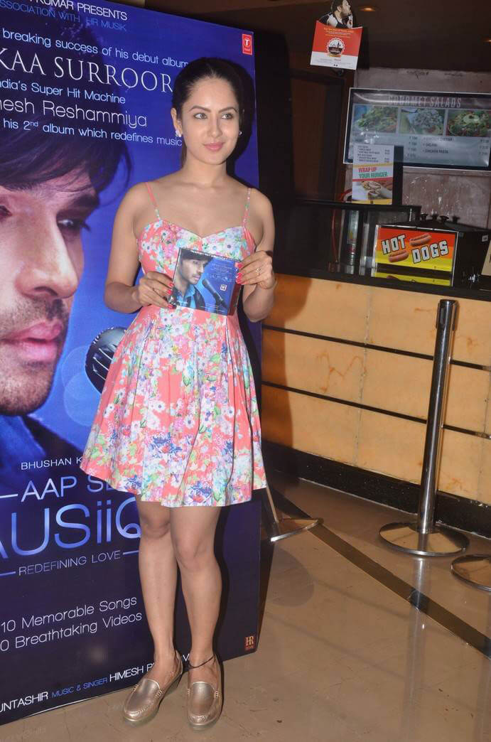 Pooja Bose at Aap Se Mausiiquii Music Album Launch