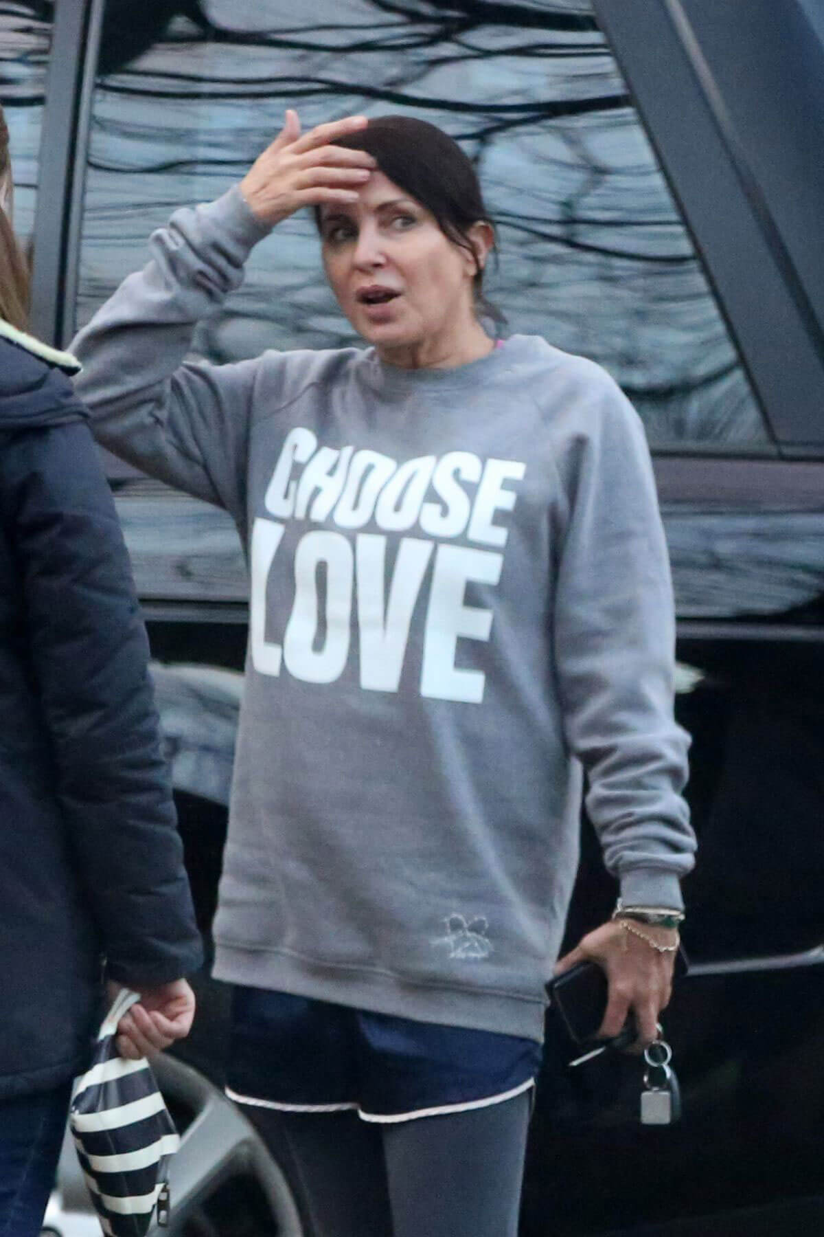 Sadie Frost Out and About in London