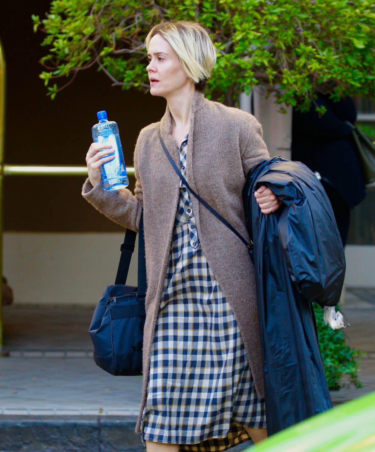 Sarah Paulson at Four Seasons Hotel in Beverly Hills