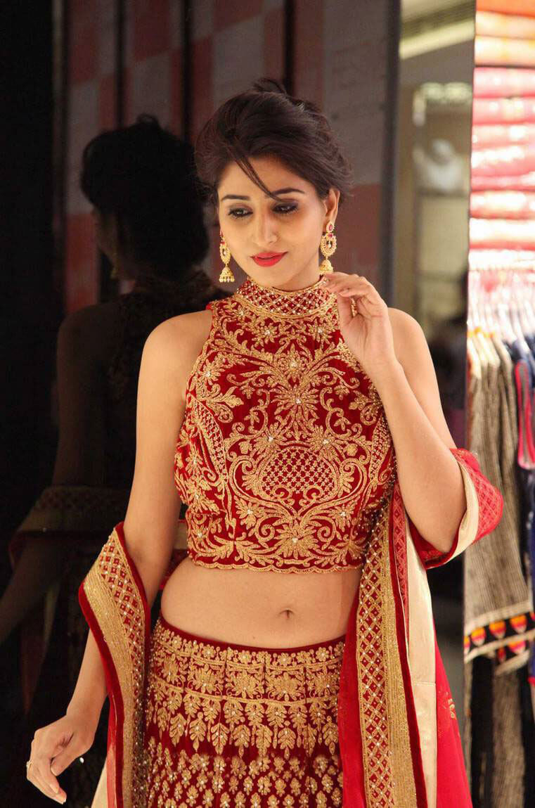 Shamili at Mebaz Wedding and Festive Collection Launch
