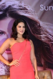 Sunny Leone at Mobile App Launch