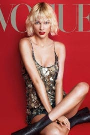 Taylor Swift for Vogue Magazine Cover Photoshoot 2016