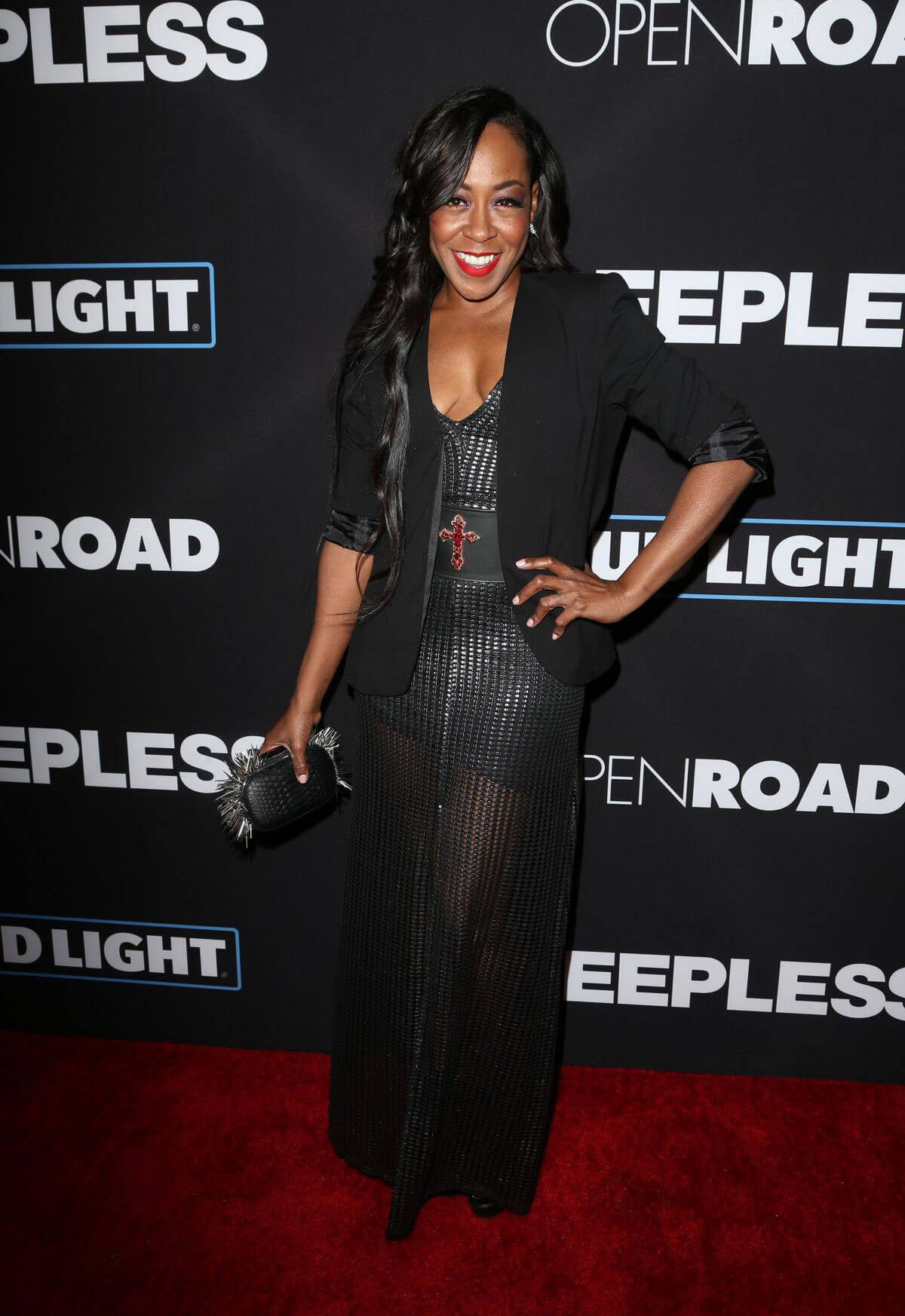 Tichina Arnold at 'Sleepless' Premiere in Los Angeles