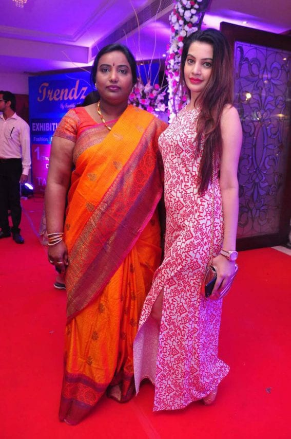 Trendz Christmas and New Year Special Exhibition Launch at Taj Krishna