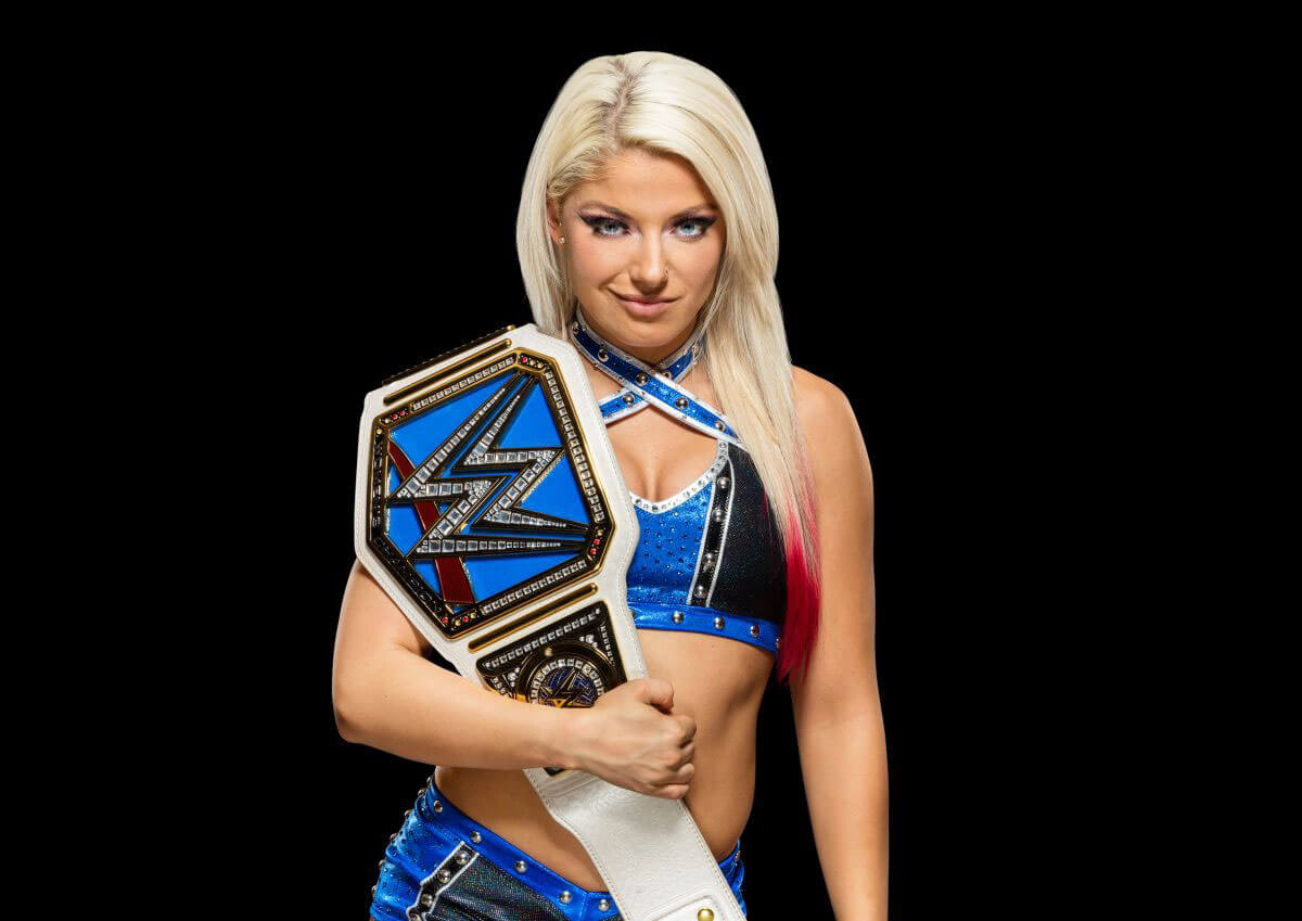 WWE - Alexa Bliss Profile Pictures
