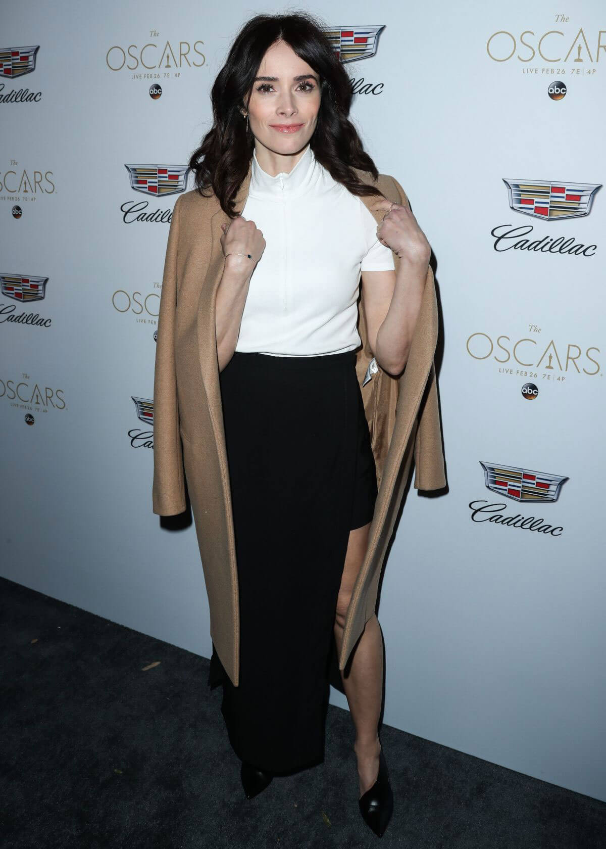 Abigail Spencer Stills at Cadillac's 89th Annual Academy Awards Celebration
