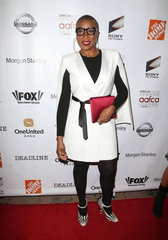Aisa Hinds at 8th Annual AAFCA Awards in Los Angeles