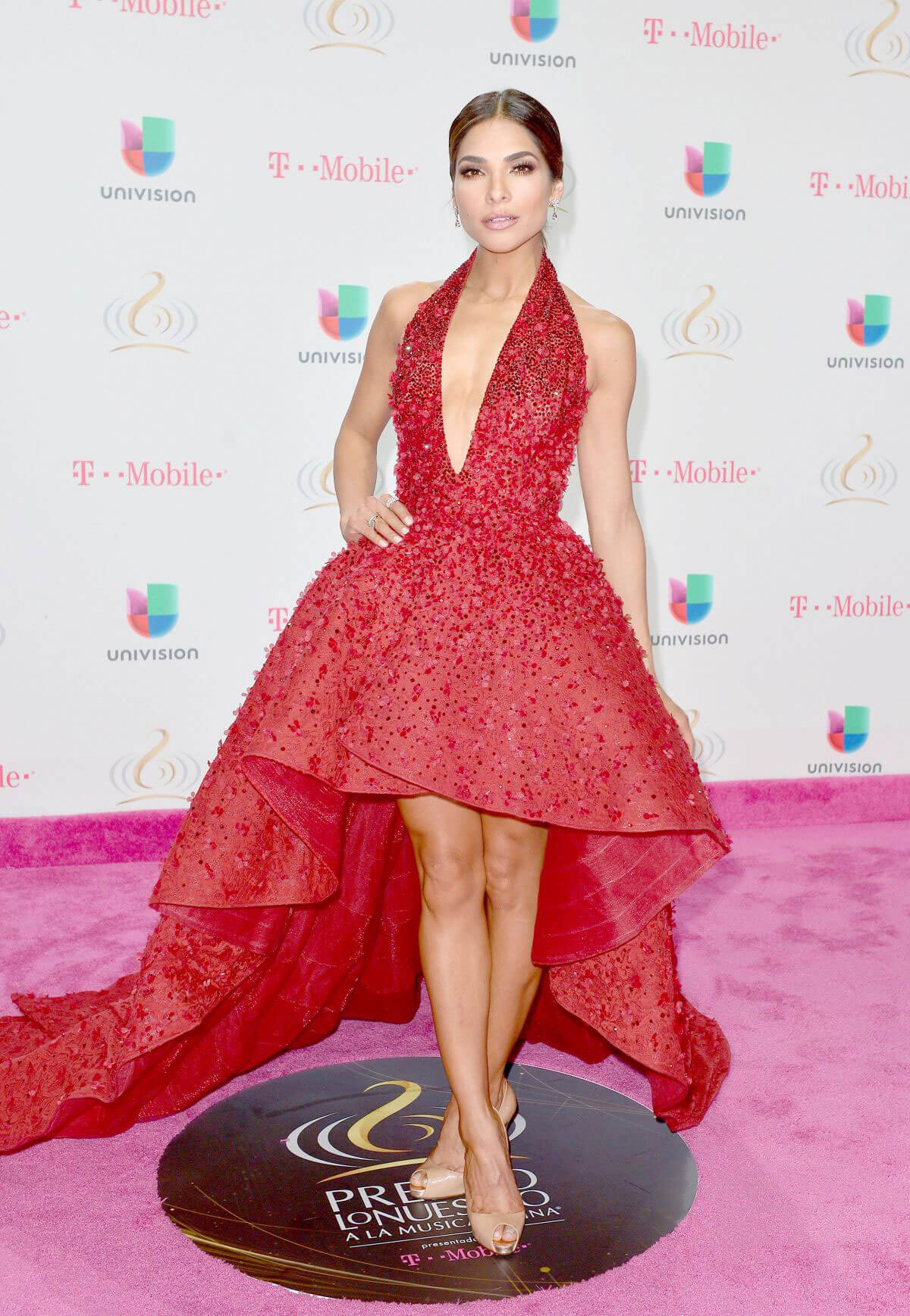 Alejandra Espinoza Stills at 29th Premio Lo Nuestro Latin Music Awards