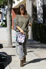 Alessandra Ambrosio Stills Out and About in Santa Monica