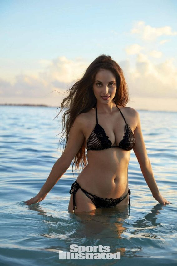 Alexa Ray Joel For Photoshoot in SI Swimsuit Edition 2017