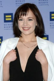 Alexis G. Zall Stills at 2017 Human Rights Campaign Greater New York Gala