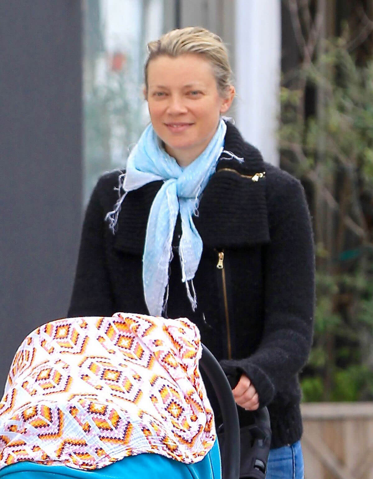 Ali Larter Stills Out and About in Los Angeles